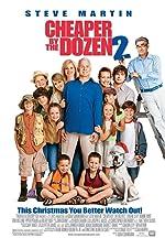 Cheaper by the Dozen 2(2005)