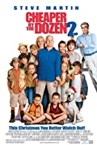 Cheaper by the Dozen 2 (2005) Poster