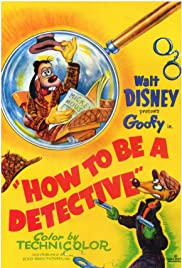 How to Be a Detective (1952) Poster - Movie Forum, Cast, Reviews
