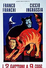 I due gattoni a nove code... e mezza ad Amsterdam Poster