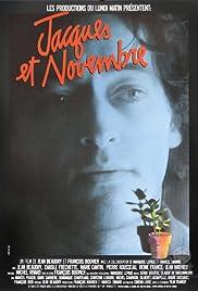 Jacques et novembre Poster