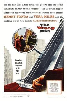 Poster Der falsche Mann