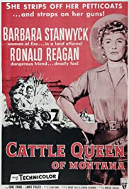 Cattle Queen of Montana (1954) Poster - Movie Forum, Cast, Reviews