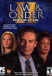 Law & Order II: Double or Nothing Poster