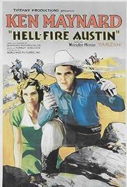 Hell-Fire Austin Poster