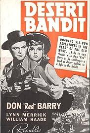 Desert Bandit Poster