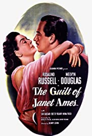 The Guilt of Janet Ames (1947) Poster - Movie Forum, Cast, Reviews