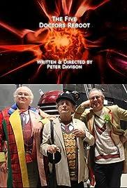 The Five(ish) Doctors Reboot Poster