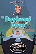 Boyhood Daze (1957) Poster