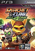 Primary image for Ratchet & Clank: All 4 One