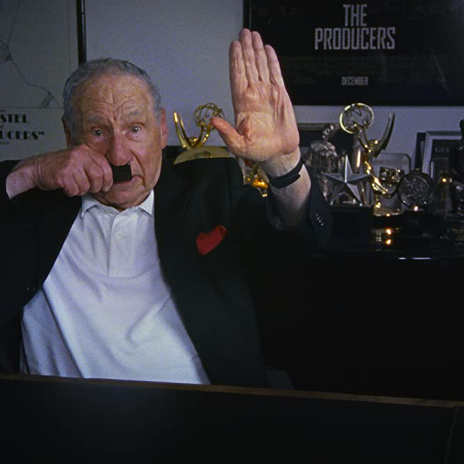 Mel Brooks in The Last Laugh (2016)