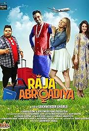 Raja Abroadiya (2018) 700MB DVDScr Hindi Movie 720p ESubs