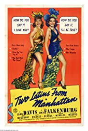 Two Latins from Manhattan Poster
