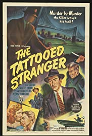 The Tattooed Stranger (1950) Poster - Movie Forum, Cast, Reviews