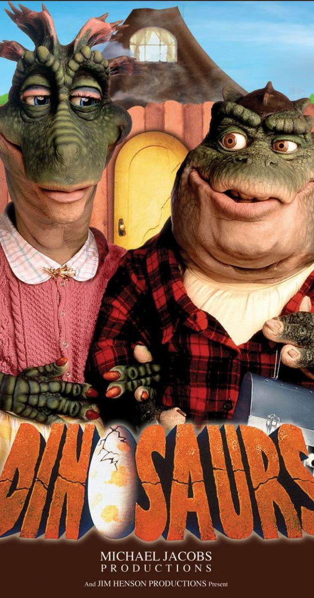 Dinosaurs tv series 1991 1994 imdb for Classic house list 90s