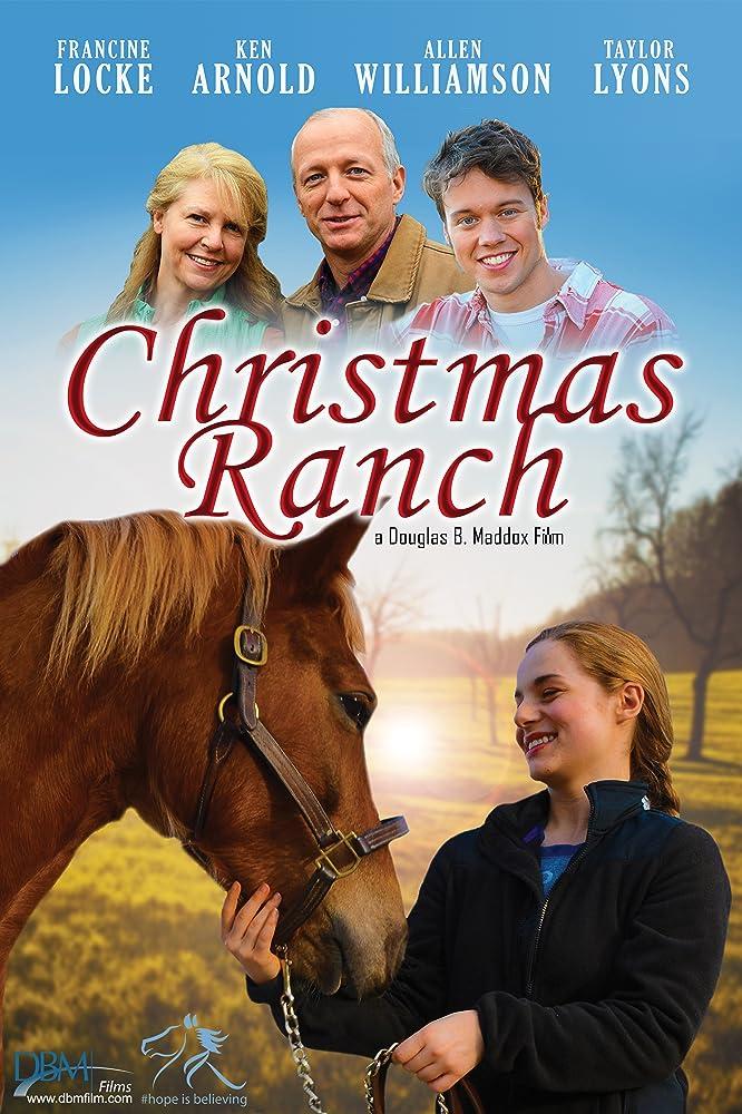Фильм Рождество на ранчо (2016)