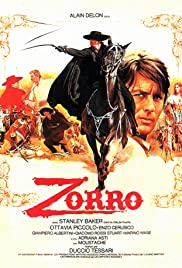 Zorro (1975) Poster - Movie Forum, Cast, Reviews