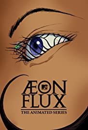 Æon Flux Poster - TV Show Forum, Cast, Reviews