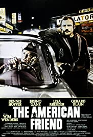 The American Friend (1977) Poster - Movie Forum, Cast, Reviews