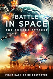 Battle in Space The Armada Attacks poster