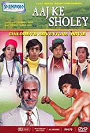 Aaj Ke Sholey Poster