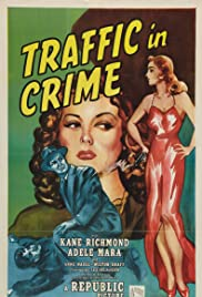 Traffic in Crime Poster