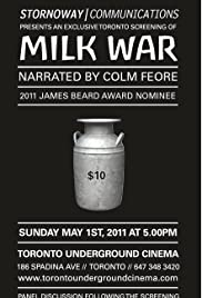 Milk War Documentary poster