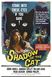 The Shadow of the Cat Poster