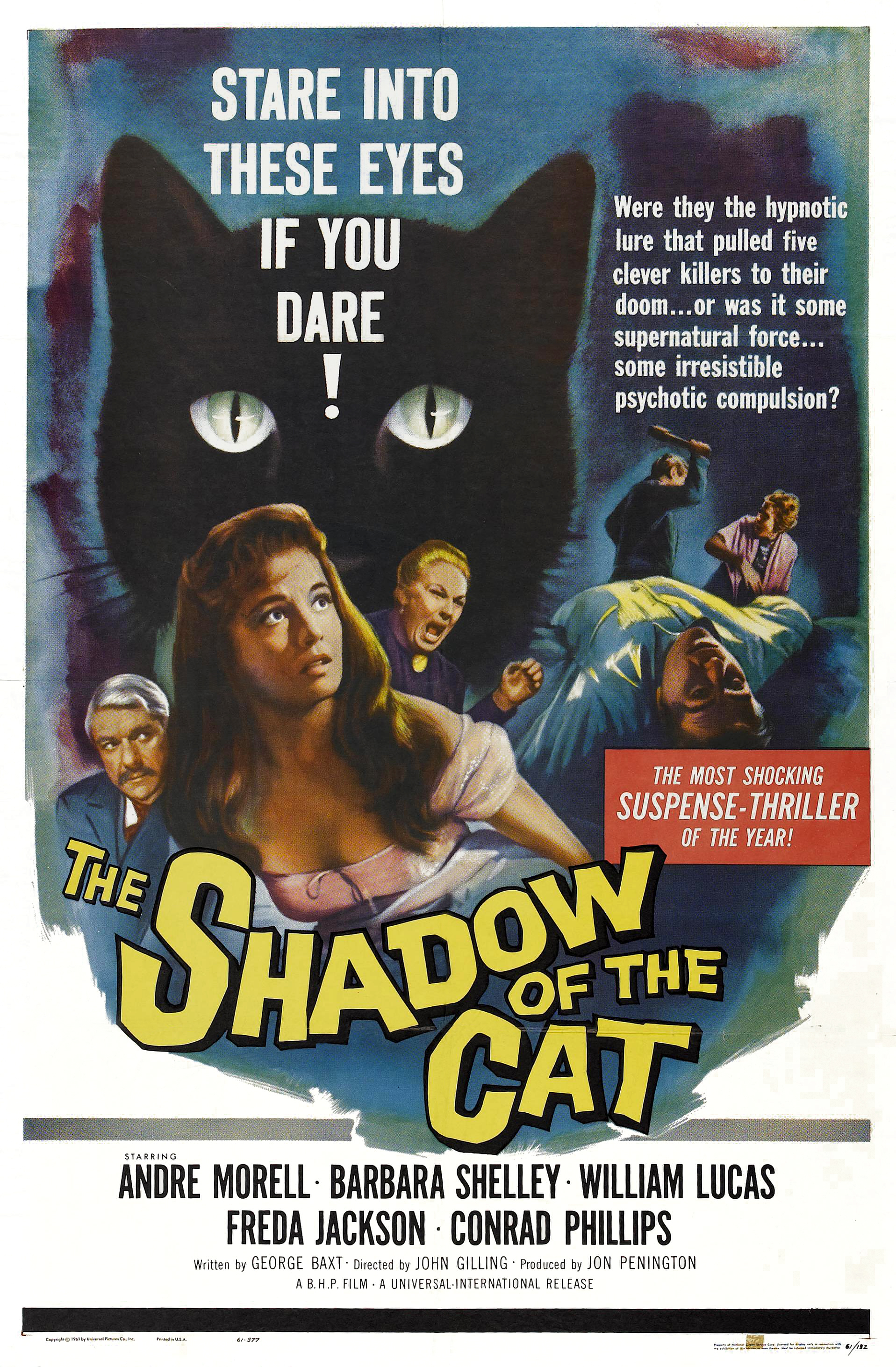 image The Shadow of the Cat Watch Full Movie Free Online