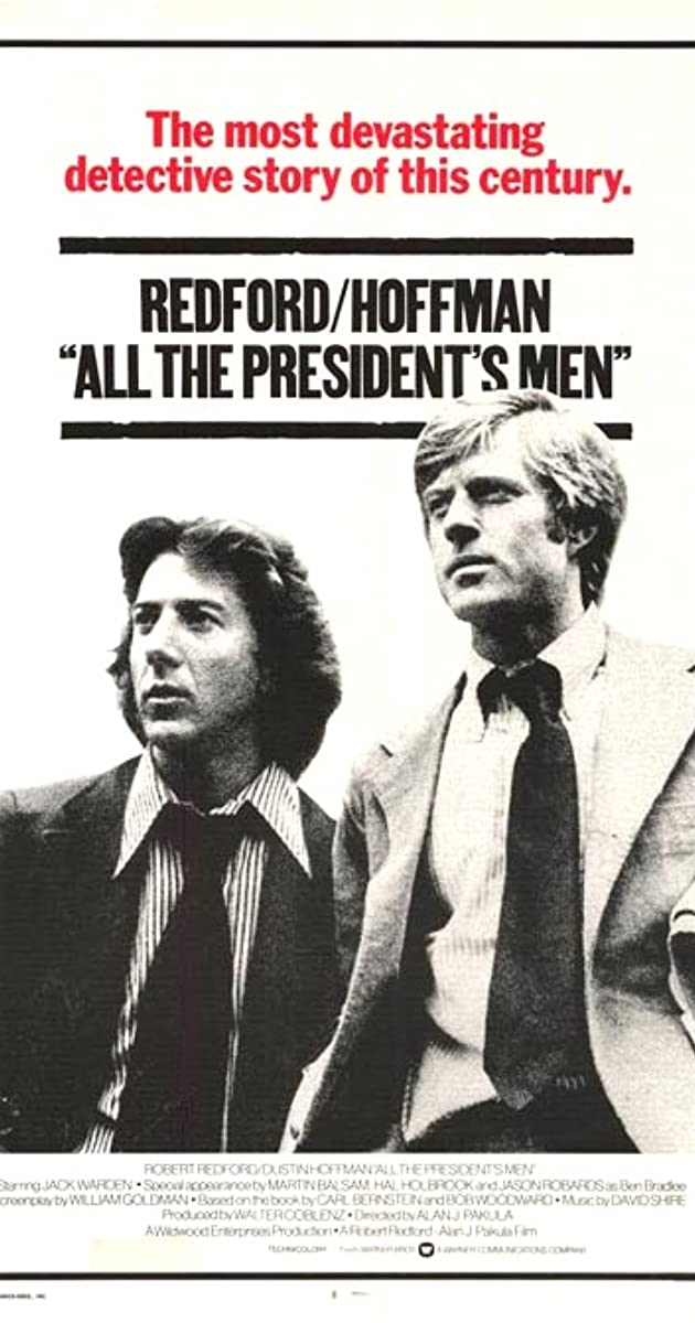essay about all the presidents men The film begins on june 1, 1972 the film opens on a triumphant president nixon  arriving at the capitol to address a joint session of congress.