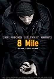 8 Mile 2002 480p 330MB BluRay [Hindi – English] MKV