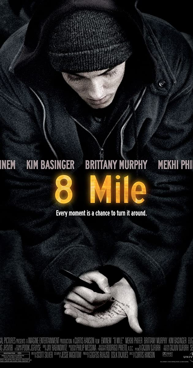 8 mylia / 8 Mile (2002) Online