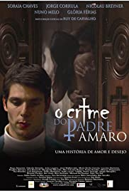 O Crime do Padre Amaro Poster