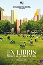 Ex Libris: The New York Public Library (2017) Poster