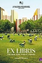 Ex Libris: New York Public Library (2017) Poster