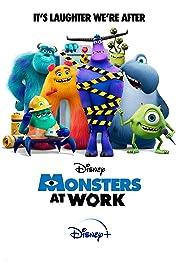 Monsters at Work - Season 1 (2021) poster