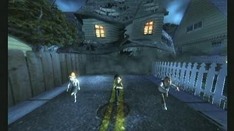 monster house video game 2006 imdb