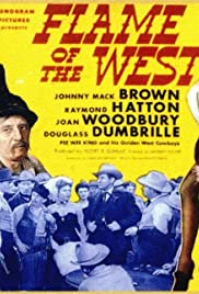 Flame of the West Poster