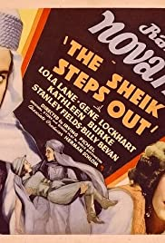 The Sheik Steps Out Poster