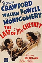Image of The Last of Mrs. Cheyney
