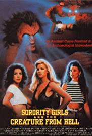 Sorority Girls and the Creature from Hell Poster