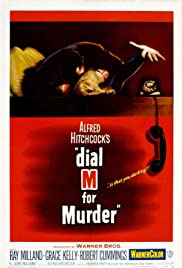 Dial M for Murder (1954) Poster - Movie Forum, Cast, Reviews
