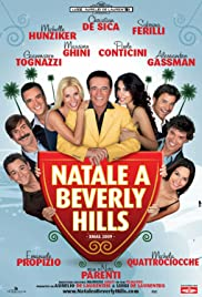 Christmas in Beverly Hills Poster