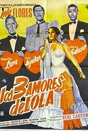 Lola Torbellino Poster
