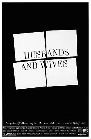 Poster Ehemänner und Ehefrauen