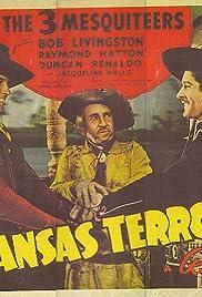 The Kansas Terrors Poster