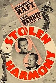 Stolen Harmony Poster