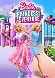 Barbie: Princess Adventure (2020) poster