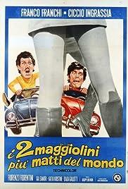 I due maggiolini più matti del mondo Poster