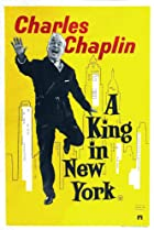 Image of A King in New York